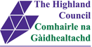 Highland Council Logo - click to go the Highland Council website